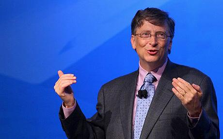 CHINA MICROSOFT BILL GATES